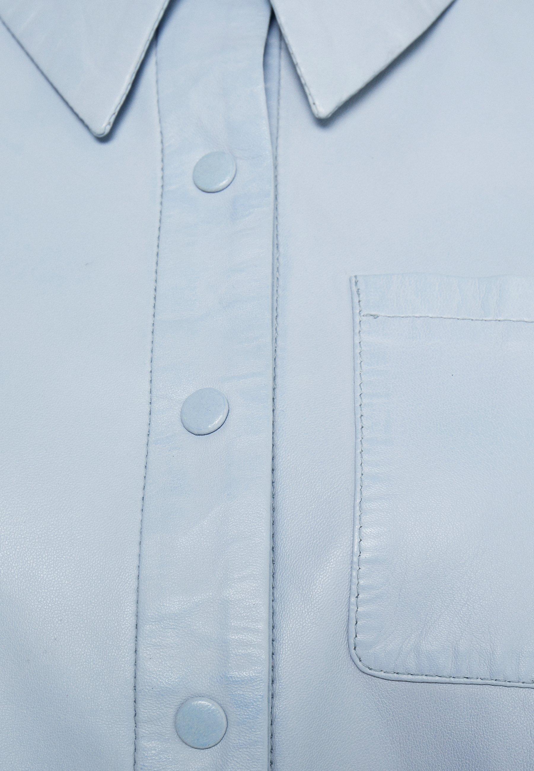 Ibana TALIA - Overhemdblouse - ice blue - Dameskleding Uniseks