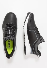 Puma Golf - GRIP FUSION 2.0 - Obuwie do golfa - black/quiet shade - 1