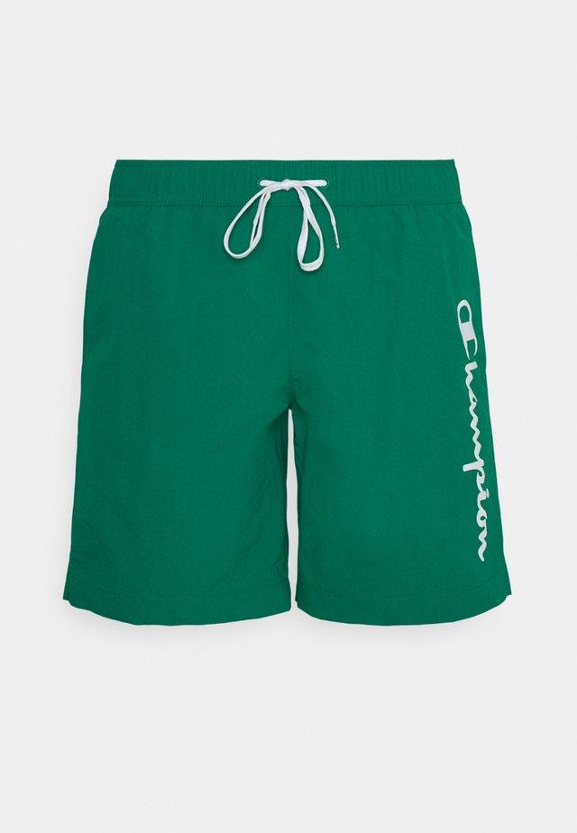 Badeshorts - green