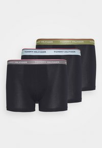 Tommy Hilfiger - PREMIUM 3 PACK - Shorty - green - 0