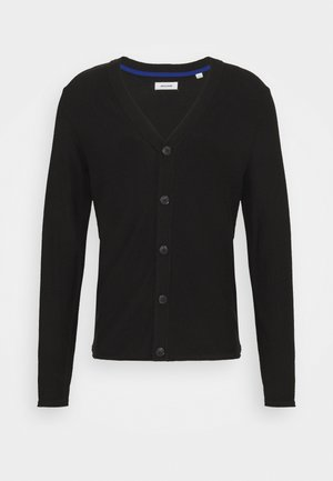 JJTHORN CARDIGAN - Kofta - black