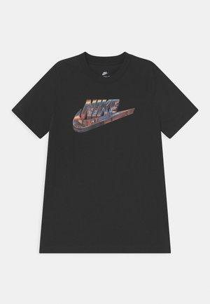 TEE WORLDWIDE UNISEX - T-shirts print - black