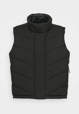 THERMA FIT REPELL VEST - Veste sans manches - black/dark smoke grey