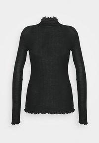 MAX&Co. - CUSCINO - Long sleeved top - black - 0
