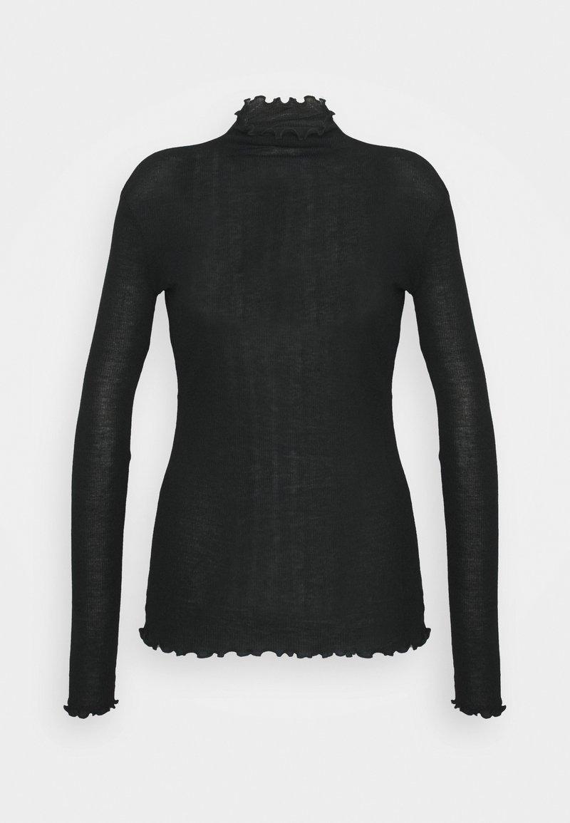 MAX&Co. - CUSCINO - Long sleeved top - black