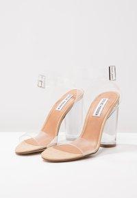 Steve Madden - CLEARER - High Heel Sandalette - clear - 7