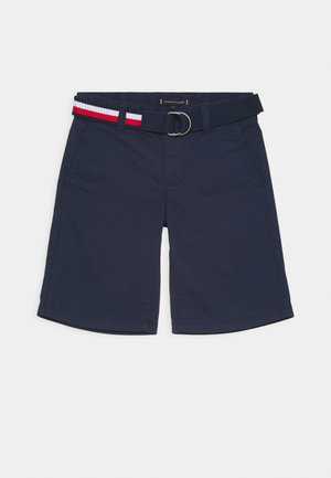 ESSENTIAL BELTED - Short - twilight navy
