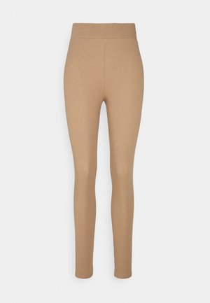 ONLMADISON - Leggings - Trousers - burro