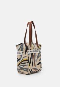 Codello - TIGER HIGH - Handbag - beige - 1