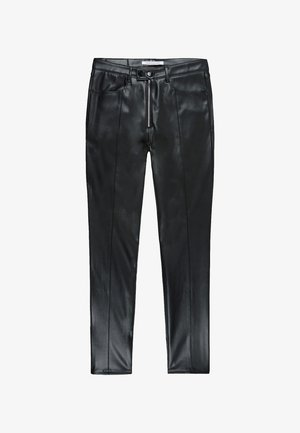 Trousers - ck black