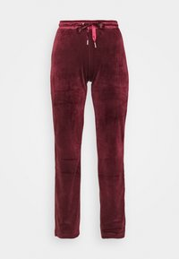 Gina Tricot - CECILIA TROUSERS - Træningsbukser - cordovan - 3