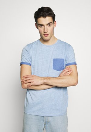 SURF TEE - Print T-shirt - turkish sea