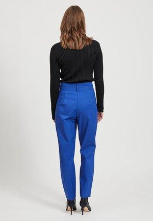 VISOFINA PANT - Stoffhose - mazarine blue