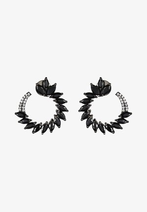 IBIZA VIPER  - Earrings - black