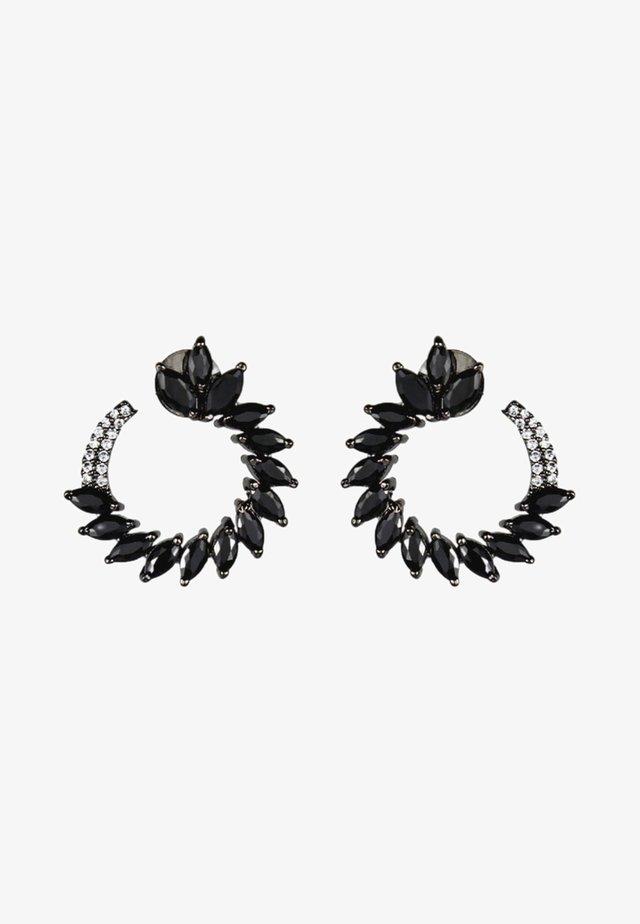 IBIZA VIPER  - Örhänge - black