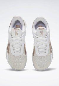 Reebok - REEBOK NANO X SHOES - Sneaker low - white - 1