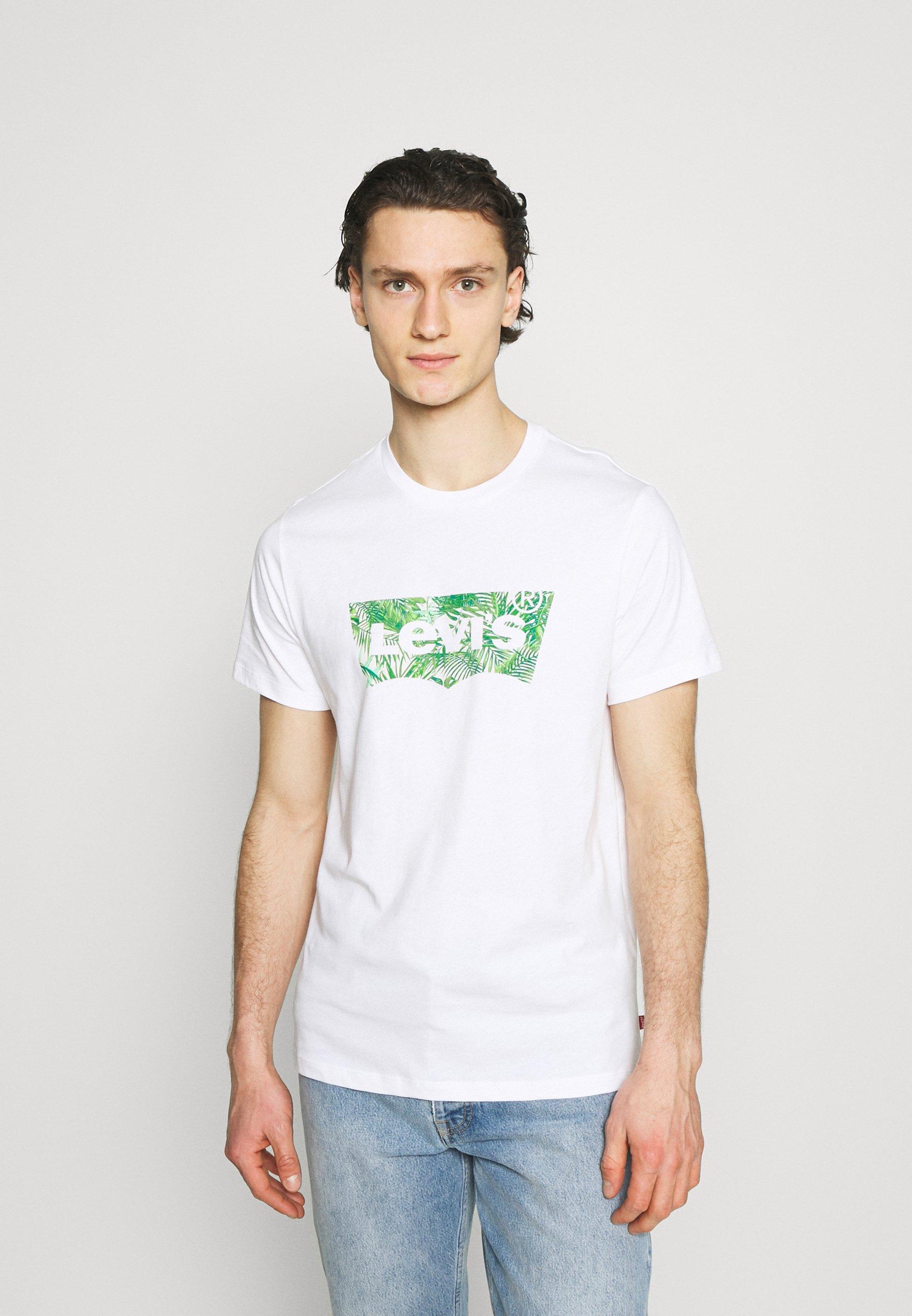Homme HOUSEMARK GRAPHIC TEE UNISEX - T-shirt imprimé