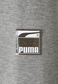 Puma - DIME JACKET - Training jacket - medium gray heather/black - 2