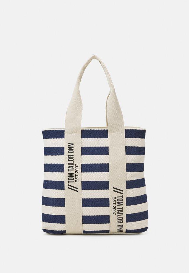 IRISA - Shopping bag - blue