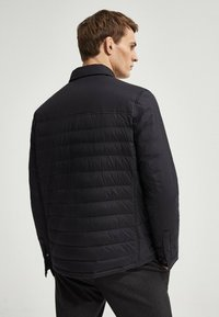 Massimo Dutti - Down jacket - blue - 1