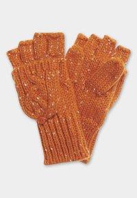 Superdry - GRACIE  - Fingerless gloves - orange - 0