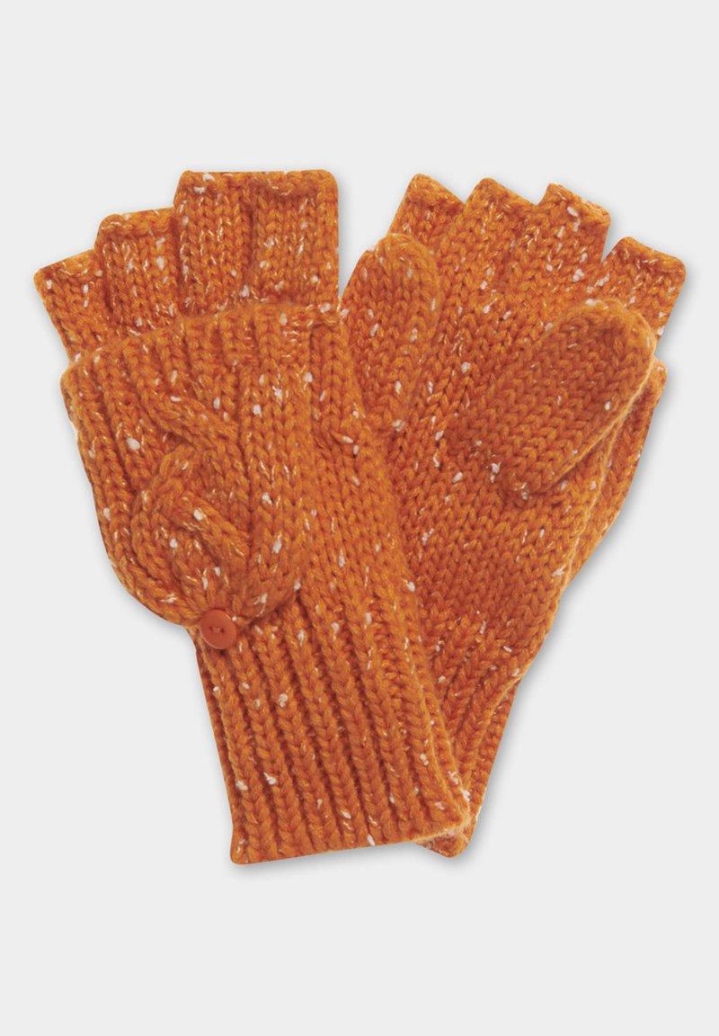 Superdry - GRACIE  - Fingerless gloves - orange