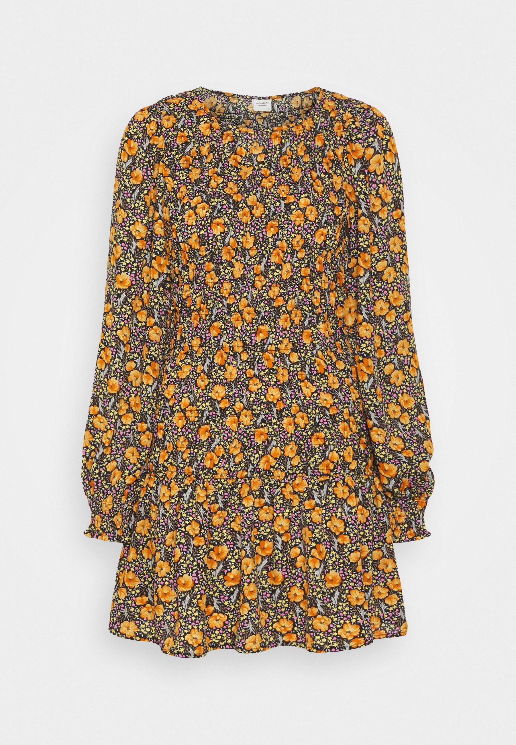 Women JDYDREW LIFE SHORT DRESS - Day dress