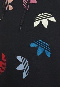 adidas Originals - HOODY - Hoodie - black/multicolor - 6