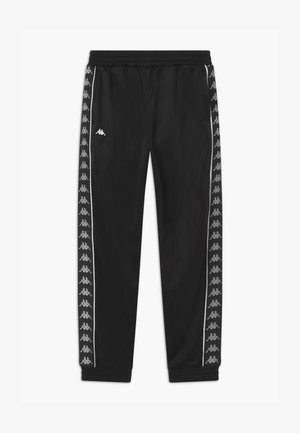 HELGE - Tracksuit bottoms - caviar