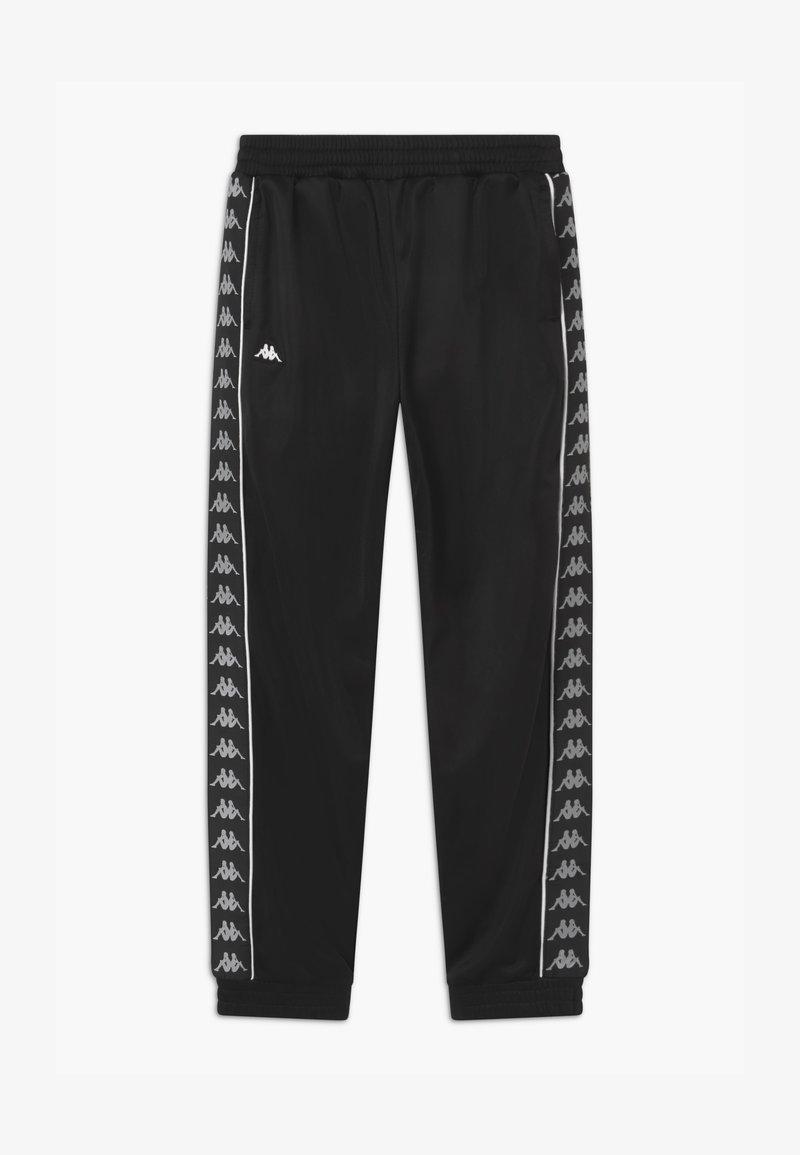 Kappa - HELGE - Pantalones deportivos - caviar