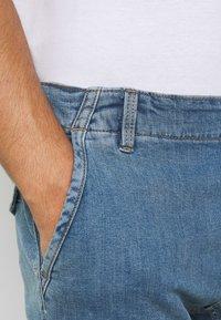 Jack & Jones - JJIPAUL JJFLAKE - Jeans Tapered Fit - blue denim - 6