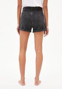 ARMEDANGELS - Denim shorts - black - 3