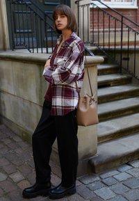 Iro - HATIK - Button-down blouse - red - 2