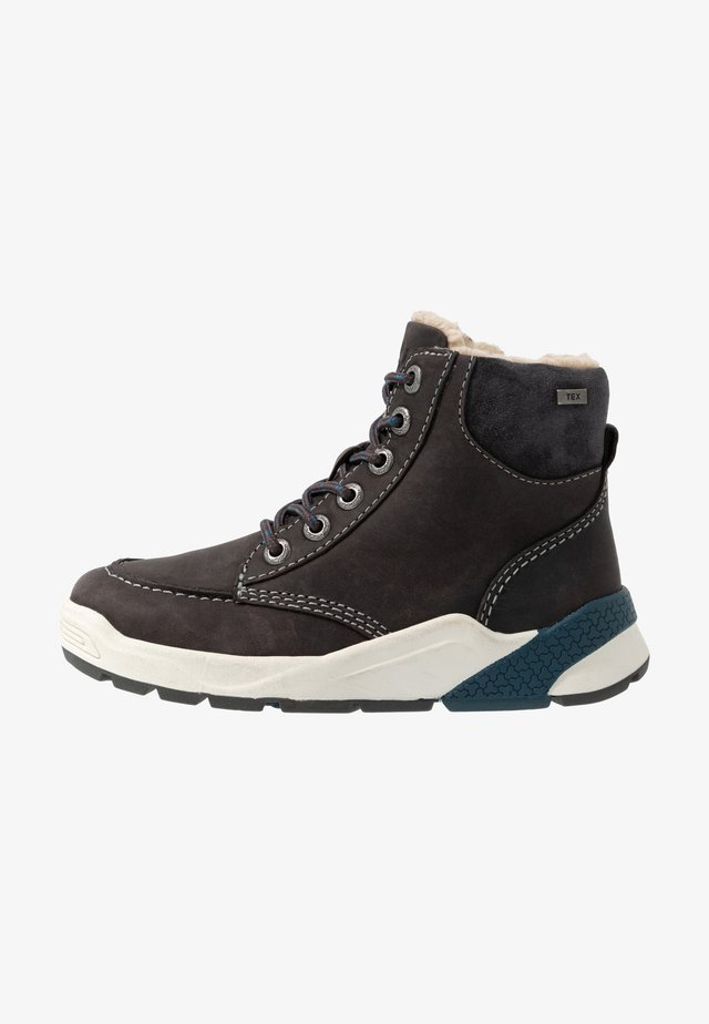 RUBEN TEX - Winter boots - charcoal