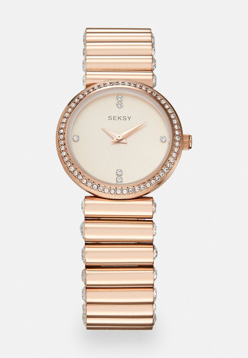 Seksy - Watch - rose gold-coloured