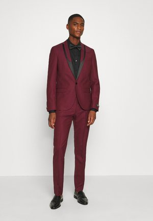 CORMAC SUIT - Traje - wine