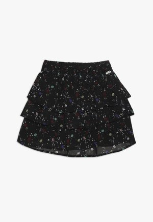 YELKA - A-line skirt - black