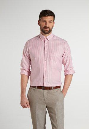 MODERN  - Shirt - rot/weiss