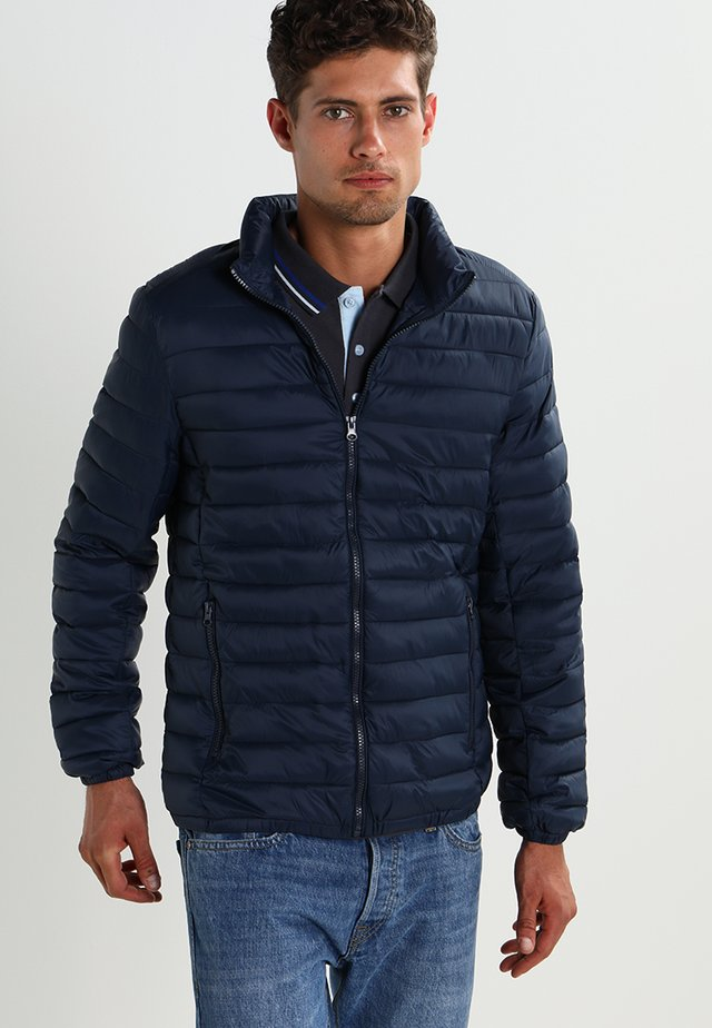 BLIGHT - Light jacket - total navy
