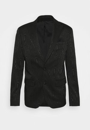 STAR DANDY NORMAL - Blazer jacket - black