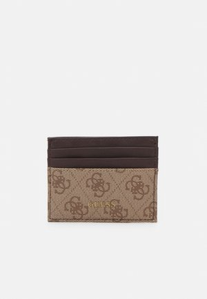 VEZZOLA CARD CASE UNISEX - Wallet - brown
