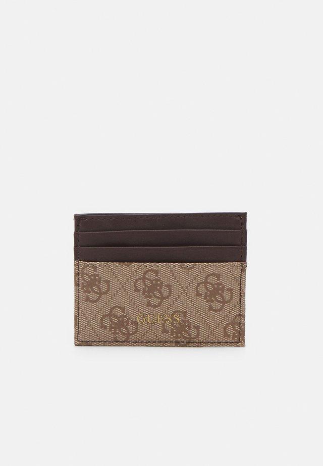 VEZZOLA CARD CASE UNISEX - Portefeuille - brown