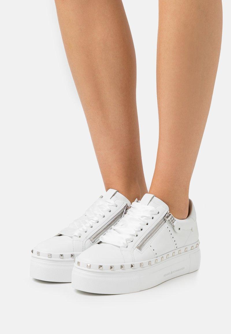 Kennel + Schmenger - NANO - Sneakers laag - bianco