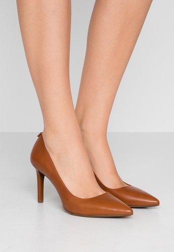 DOROTHY FLEX  - Zapatos altos - luggage