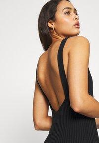 Free People - SWEET AS HONEY - Maxi dress - black - 4