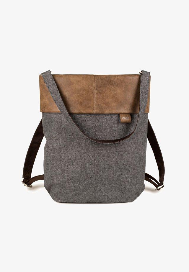 OLLI - Rucksack - grey/brown