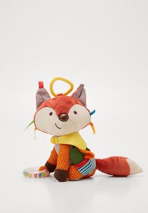 BANDANA BUDDIES FOX - Pehmolelu - multi-coloured, orange