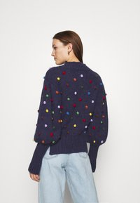 Farm Rio - COLORFUL DOTS  - Jumper - navy - 2