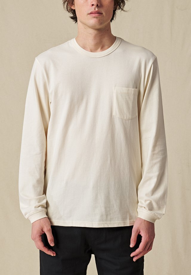 T-shirt à manches longues - bleach free-dye free