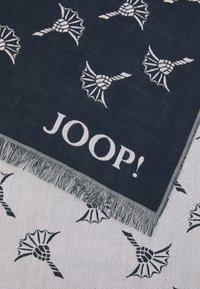 JOOP! - FERIS UNISEX - Scarf - dark blue - 2